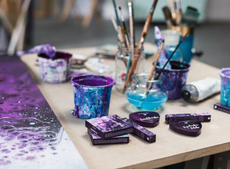 Purple Light, la collezione make up limited edition firmata Dr Hauschka!
